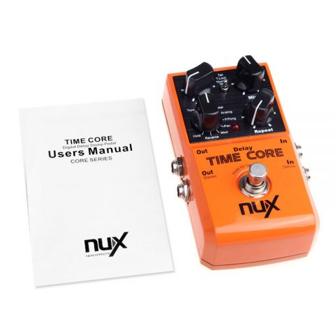 Pedal-NUX-Time-Core